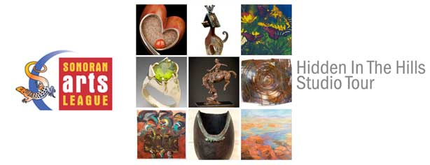Hidden in the Hills Art Tour & Sale