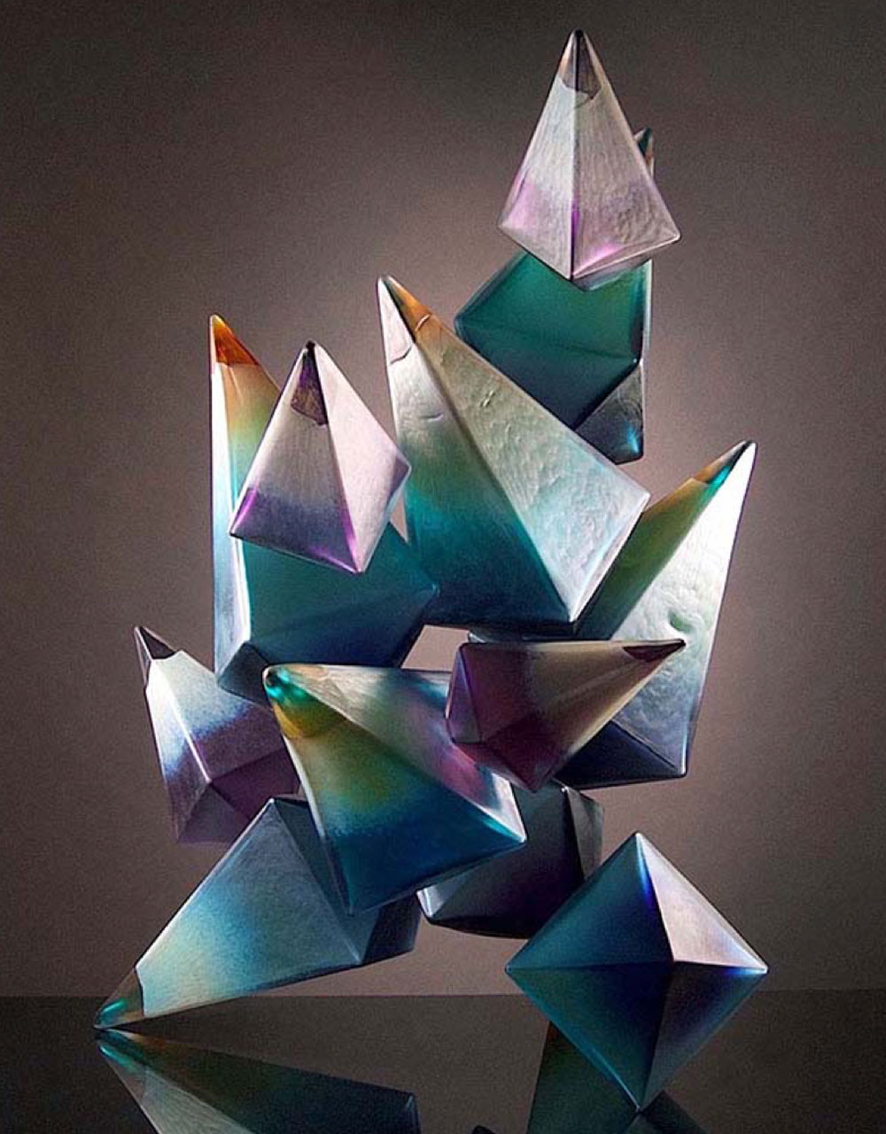 Richard Royal, glass artist